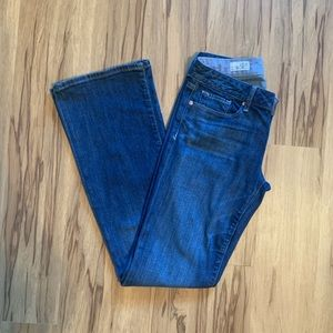 Gap Jeans, Sexy Boot Size 4r
